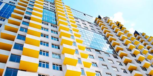 Комплексные решения для многоэтажных домов